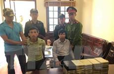 Công an Điện Biên triệt phá đường dây mua bán ma túy xuyên quốc gia