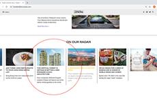 Tạp chí Travel & Leisure ca ngợi Tòa tháp xanh cao nhất của Việt Nam