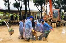 Quảng Trị nỗ lực khắc phục hậu quả bão lũ để học sinh sớm đến trường