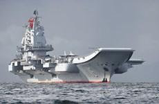 Trung Quốc đào tạo phi công, thúc đẩy tham vọng tàu sân bay