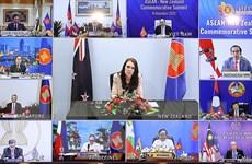 New Zealand tái khẳng định cam kết tăng quan hệ đối tác với ASEAN