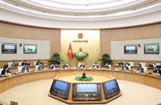 Nghị quyết phiên họp Chính phủ thường kỳ tháng Mười