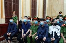 Án tù cho nhóm tội phạm người Đài Loan lừa tiền qua điện thoại