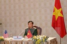Đối thoại trực tuyến Chính sách quốc phòng Việt Nam-Hoa Kỳ năm 2020