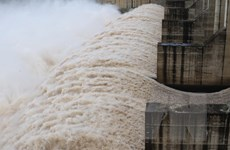 Điện Biên: Một cán bộ giám sát giao thông bị nước cuốn trôi