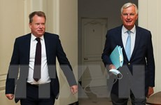 Anh-EU đàm phán trực tiếp về một thỏa thuận thương mại hậu Brexit