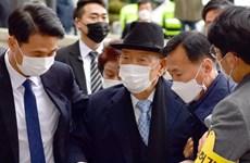 Cựu Tổng thống Hàn Quốc Chun Doo-hwan nhận tù 8 tháng tù giam