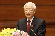 Điện mừng Kỷ niệm 45 năm Quốc khánh nước Cộng hòa Dân chủ Nhân dân Lào