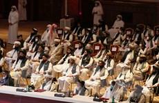 Afghanistan: Thủ tục cho hòa đàm tiếp theo với Taliban đã hoàn tất