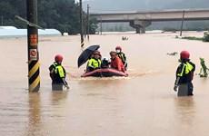 Hàn Quốc xây đập chịu được lượng mưa hằng ngày lớn nhất trong 500 năm