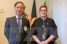 Kỳ vọng quan hệ song phương Australia-Việt Nam lên tầm cao mới