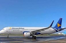 Vietravel Airlines chào đón tàu bay đầu tiên Airbus A321CEO