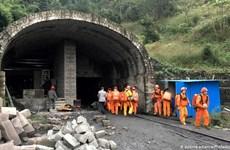Tai nạn hầm mỏ ở Trung Quốc, hơn 20 người bị mắc kẹt