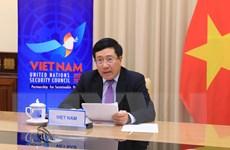 Việt Nam chia sẻ đề xuất tăng cường hợp tác LHQ-Liên minh châu Phi