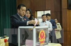 Bầu bổ sung Phó Chủ tịch HĐND và UBND tỉnh Điện Biên