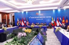 Hội nghị ADMM-14: Duy trì động lực hợp tác quốc phòng ASEAN