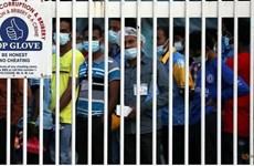 Malaysia ghi nhận ca tử vong đầu tiên tại tập đoàn Top Glove
