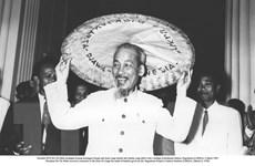 Thưởng lãm những bức ảnh quý kỷ niệm 65 năm quan hệ Việt Nam-Indonesia