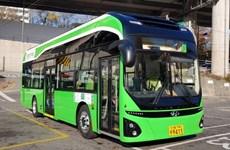 Hàn Quốc: Thủ đô Seoul đưa xe buýt chạy bằng hydro vào hoạt động