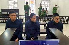 Phạt tù nhóm đối tượng giả danh cán bộ tư pháp lừa đảo hàng tỷ đồng