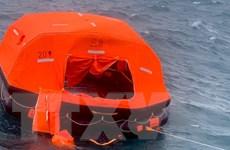 Khẩn trương tìm kiếm 2 thuyền viên mất tích trong vụ chìm tàu Panama