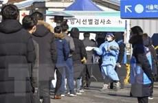 Ngày thứ 5 liên tiếp Hàn Quốc có số ca mắc COVID-19 mới vượt 1.000 ca