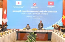 Đối thoại gỡ vướng mắc cho doanh nghiệp Nhật Bản tại Việt Nam