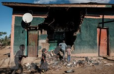 LHQ triển khai phái đoàn đánh giá tình hình nhân đạo tại vùng Tigray