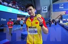 Tòa án Thụy Sĩ bác lệnh cấm thi đấu 8 năm với 'kình ngư' Sun Yang