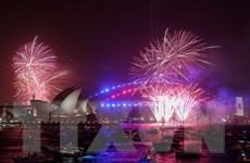 Dịch COVID-19: Thành phố Sydney vẫn trình diễn pháo hoa đón năm mới
