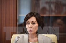 Nữ Tổng thống đầu tiên của Moldova chính thức tuyên thệ nhậm chức
