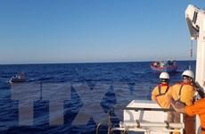 Đề xuất tàu SAR 413 tìm kiếm 2 công nhân mất tích trên biển Bình Thuận