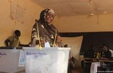 Niger bỏ phiếu bầu cử tổng thống trong bối cảnh khủng hoảng an ninh