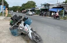 An Giang: Truy tìm đối tượng vờ bán rau để vận chuyển hơn 16kg cần sa