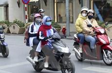 Bắc Bộ và Bắc Trung Bộ trời rét, Nam Bộ đề phòng thời tiết cực đoan