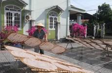 Các làng nghề Bà Rịa-Vũng Tàu nhộn nhịp chuẩn bị cho Tết Tân Sửu