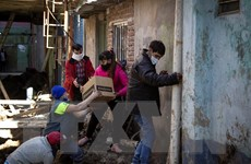 Mỹ Latinh đối mặt với chặng đường phục hồi gian nan trong năm 2021