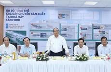 Lavifood tham vọng đưa Việt Nam thành cường quốc chế biến rau củ quả