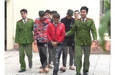 Thanh Hóa: Bắt giữ 5 đối tượng gây ra 14 vụ cướp liên huyện