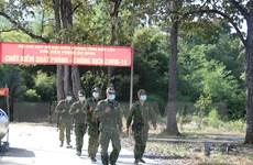 ''Lá chắn thép'' phòng chống dịch COVID-19 nơi biên giới
