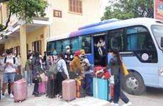 Dịch COVID-19: 125 công dân hoàn thành cách ly tập trung tại Nam Định