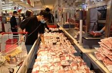 TP Hồ Chí Minh điều chỉnh giá thịt lợn bình ổn phục vụ Tết Nguyên đán