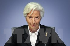 Chủ tịch ECB lạc quan về triển vọng phục hồi của Eurozone