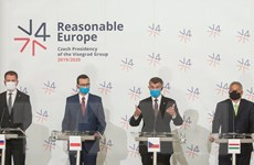 Nhóm Visegrad và Anh tăng cường tham vấn chính sách