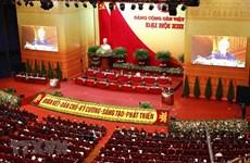 Lễ khai mạc Đại hội Đảng thu hút sự chú ý của truyền thông quốc tế