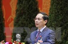 Nâng cao hiệu quả hoạt động đối ngoại, chủ động hội nhập quốc tế