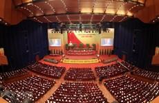 Báo Lào: Đại hội XIII đánh dấu sự phát triển mạnh mẽ của Đảng CSVN