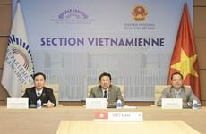 Việt Nam tham dự Đại hội đồng Liên minh Nghị viện Pháp ngữ