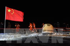 Vì sao Mỹ và Trung Quốc lại tiếp tục ganh đua trên Mặt Trăng?