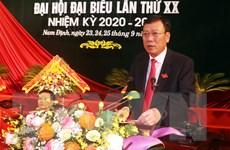 Nam Định triển khai công tác bầu cử đại biểu Quốc hội khóa XV